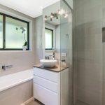 Cook – Bathroom 1 – Bathroom with custom made made vanity unit_940