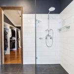 Ensuite 3 – Keeping same style with tapware and accessories