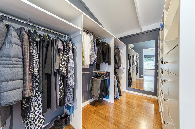 Other 3 – Walk in robe with plenty of his _ her hanging space